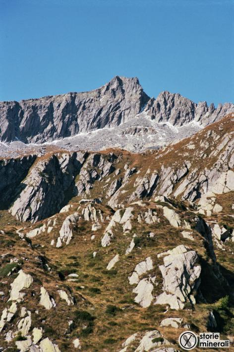 Cima del Calvo - Valle Spluga di Val Masino