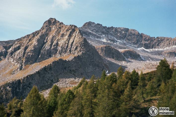 Desenigo- Valle Spluga di Val Masino - Costiera dei Cech - Val Masino