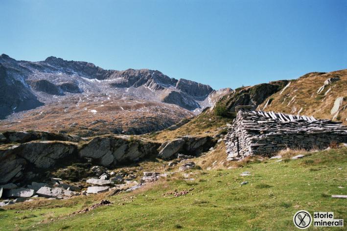 Valle Spluga di Val Masino - Pascoli - Desenigo