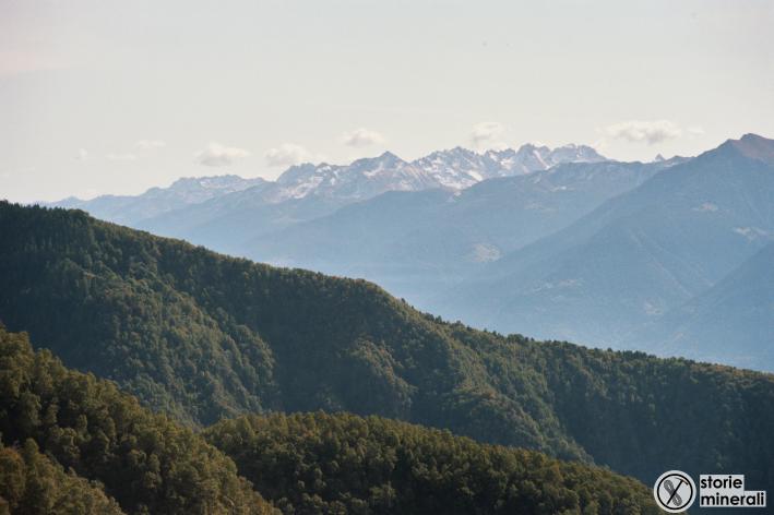 Orobie - Valle Spluga di Val Masino - Valtellina