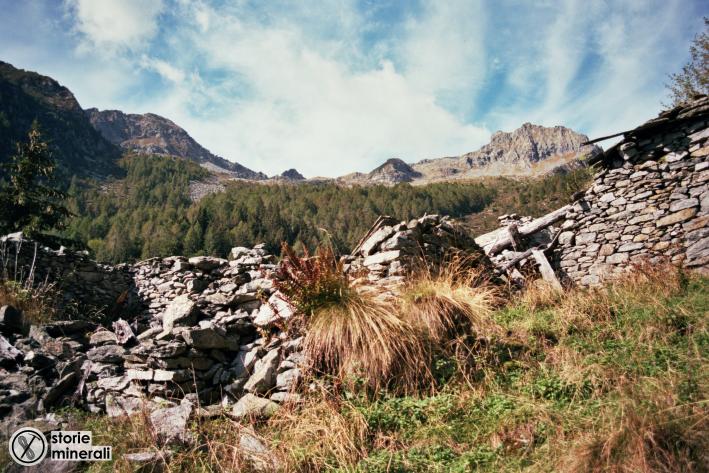 Corte del Dosso - Valle Spluga di Val Masino
