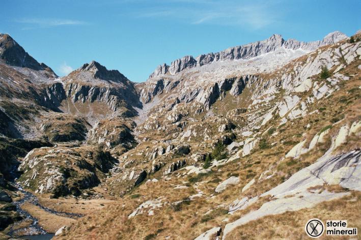 Valle Spluga di Val Masino - Cima del Calvo