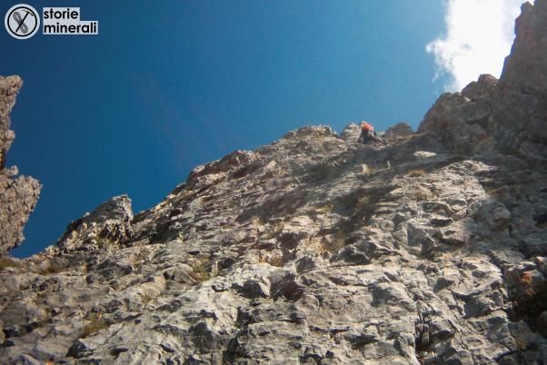 Torrione Palma - Cassin - Alpinismo