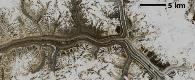 Classificazione glaciazioni - Ardito Desio - glaciazione himalaiana - Baltoro