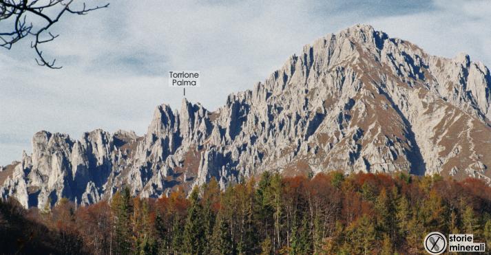 Grignetta - Grigna Meridionale - Torrione Palma - Guglie
