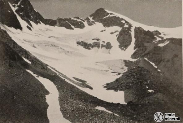 classificazione ghiacciai alpini - ardito desio - vedretta di lago verde - ghiacciaio di circo