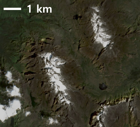 Classificazione glaciazioni - Ardito Desio - glaciazione africana - rwenzori