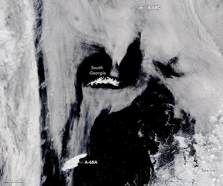 A68 - iceberg - Oceano Meridionale - Antartide