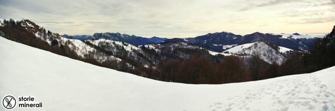 Bocchetta di Maesimo - Val Bordesiglio - Piani d'Artavaggio - Culmine di San Pietro - Val Taleggio