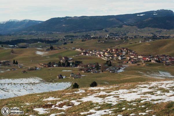 Bertigo - Asiago - Battaglia dei Tre Monti - Cima Valbella