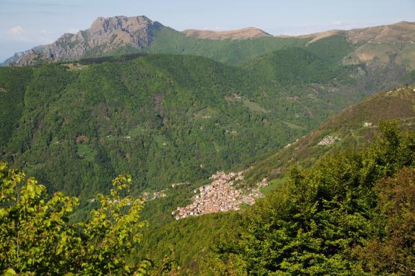 Val Cavargna - San Bartolomeo - Prealpi Luganesi - Pizzo Torrone - Cima Fiorina - Valsolda - Alpi Lepontine Meridionali