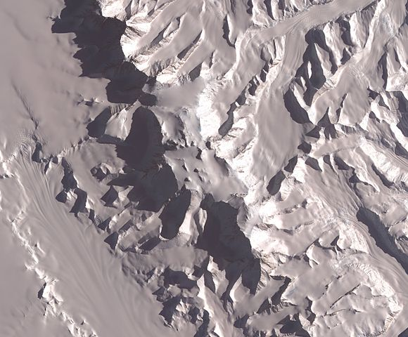 Massiccio Vinson - Antartide