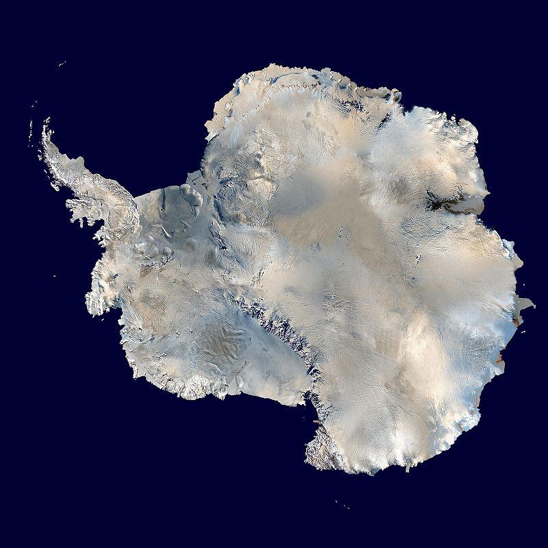 Antartide - Satellite