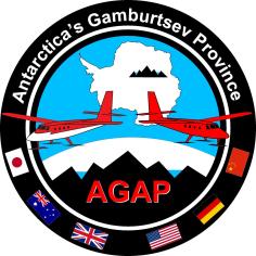 progetto agap - Montagne Gamburtsev - Antartide