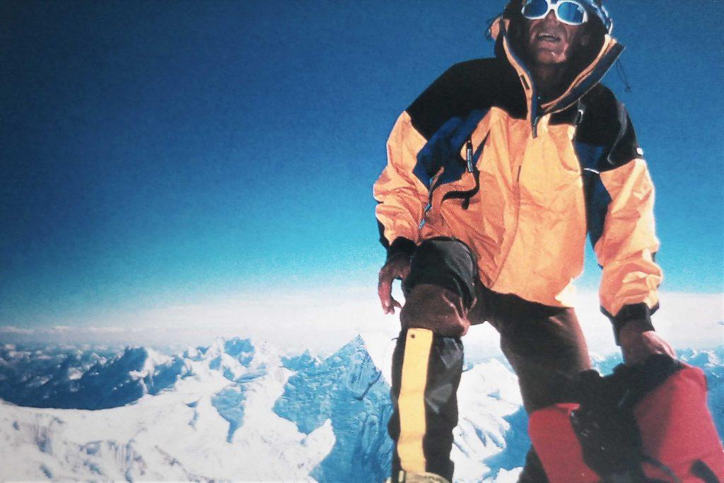 Gasherbrum II - Anatolij Boukreev