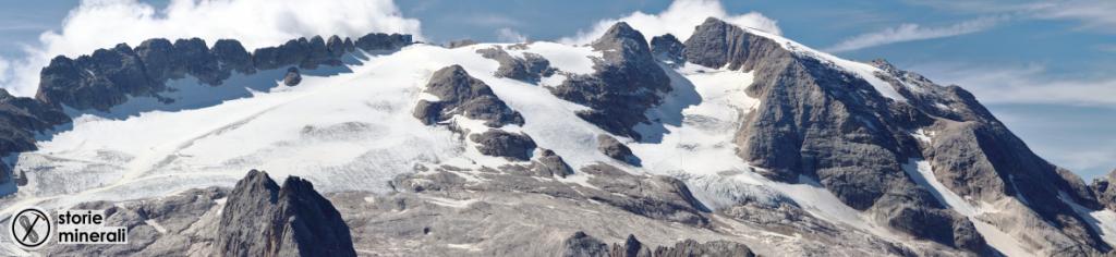 Ghiacciaio Marmolada - Dolomiti